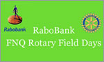 Rotary Field Days Backed