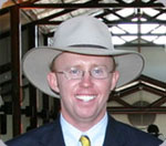 Tim Robinson - President ASC Youth Group of NSW