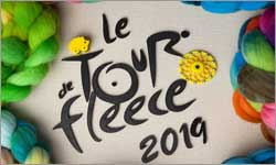Tour de France inspires global movement of wool spinners to work their wheels