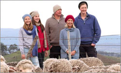 Farm innovation proving to be a key to survival of multi-generation farming families