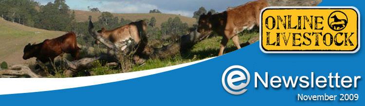 Online Livestock - eBulliten