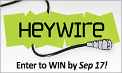 Heywire 2012 - Enter Now