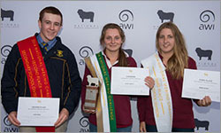 National Merino Challenge Wins Young Minds