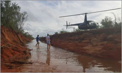 The Big Wet Hits Pastoral Stations On Kimberley Coast